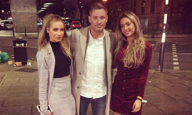 Dean Gaffney's daughters are called Chloe and Charlotte
