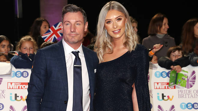 Dean Gaffney was with Rebekah for three years