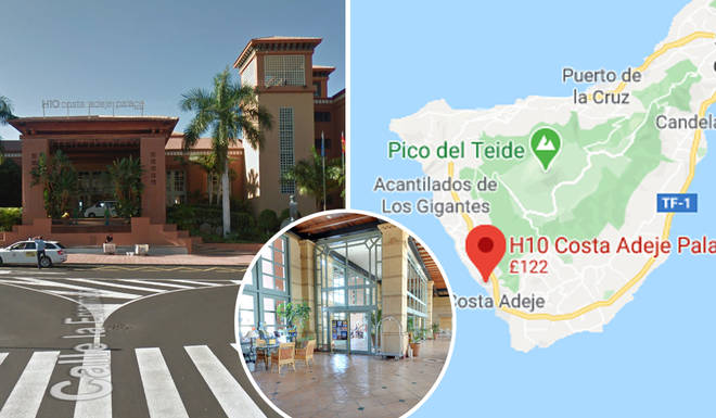A hotel in Tenerife is on lockdown after a guest tested positive for coronavirus