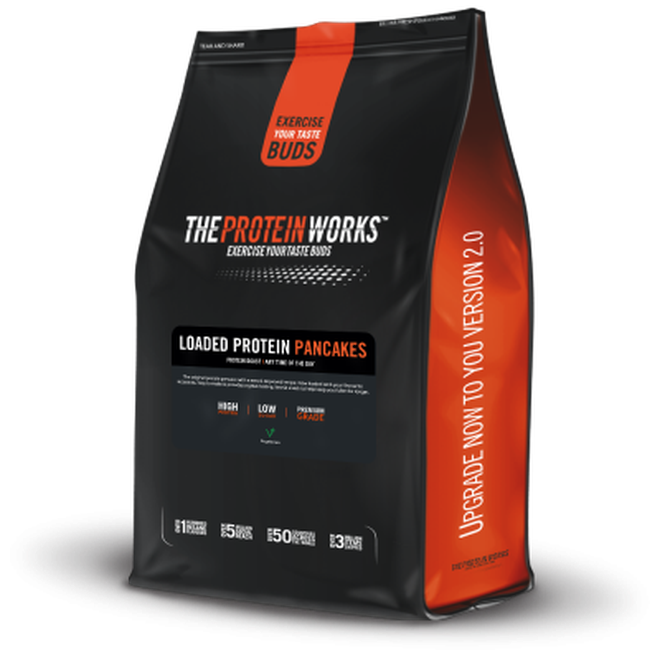 The Protein Works Pancakes