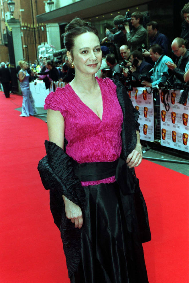 Francesca Annis has been in the industry for over 50 years