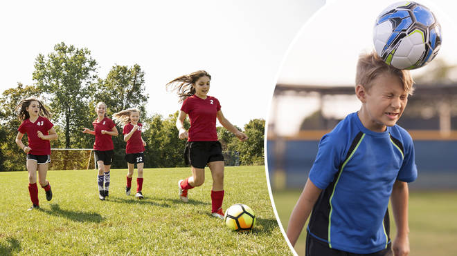 Children under the age of 11 will not longer be taught to header in training