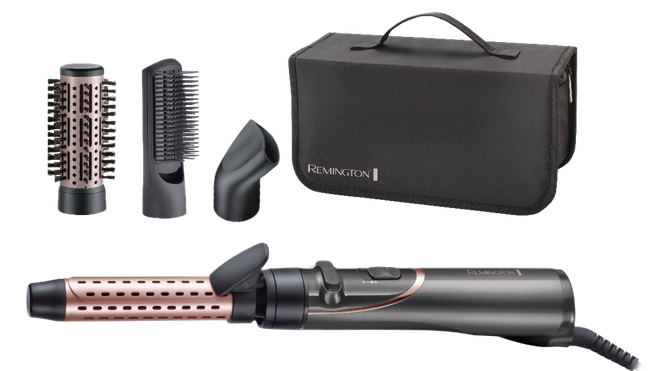 Curl and straight confidence hot air styler