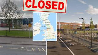 Three schools have closed their doors as the Coronavirus spreads across Europe