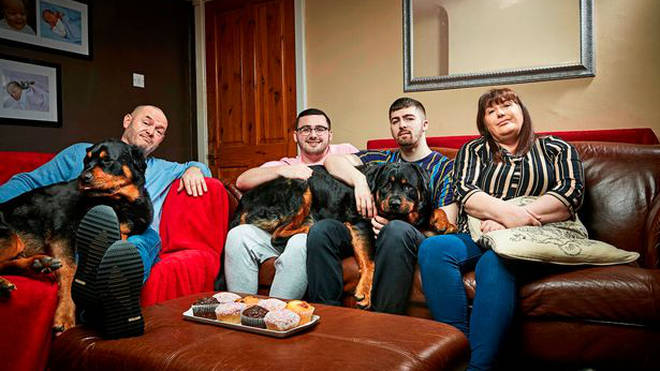 The Malones on Gogglebox