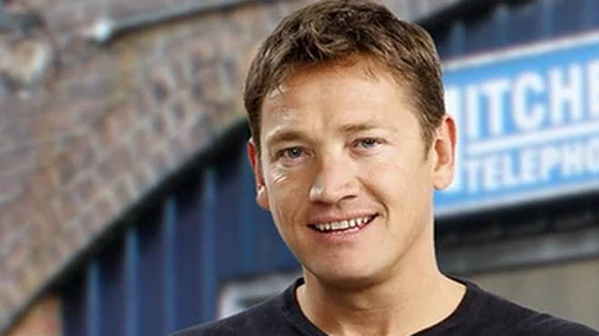 Sid played Ricky Butcher in Eastenders