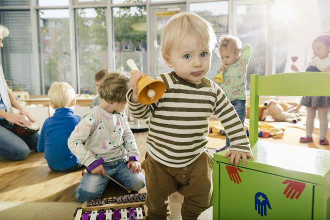 Parents weren't happy with the nursery school
