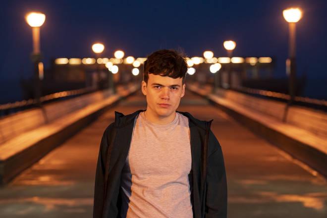 Jamie Flatters as Luke Earlham