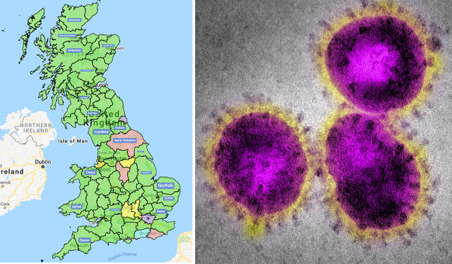 Many schools across the UK have been affected by the coronavirus outbreak