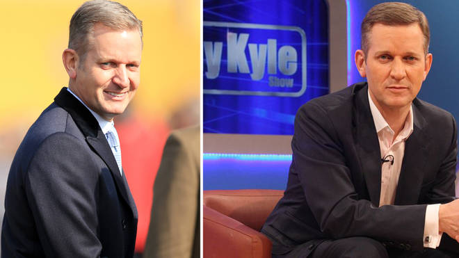 Jeremy Kyle said he will be back to have his say