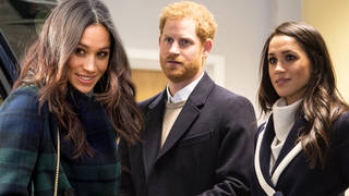 Meghan Markle is expected to join Prince Harry in the UK very soon