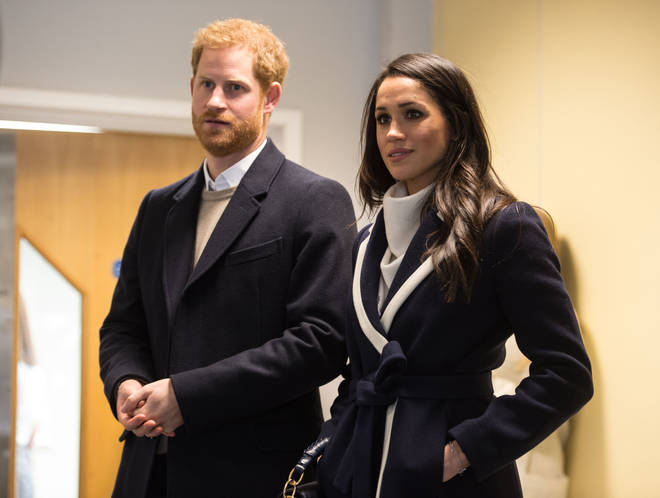 The Duke and Duchess of Sussex will be out together in March