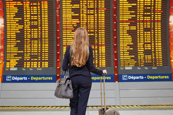 Cancelled flight could cause some hassle to holidaymakers