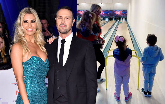 Christine recently revealed that she and Paddy's youngest child, Felicity also has autism