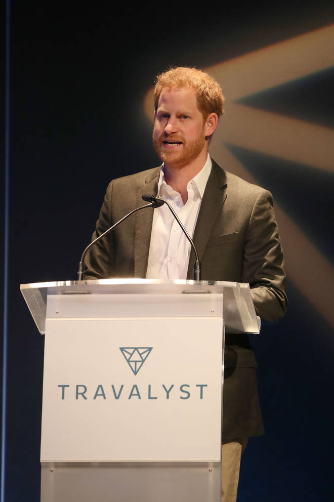 Prince Harry is already back in the UK for a number off royal engagements