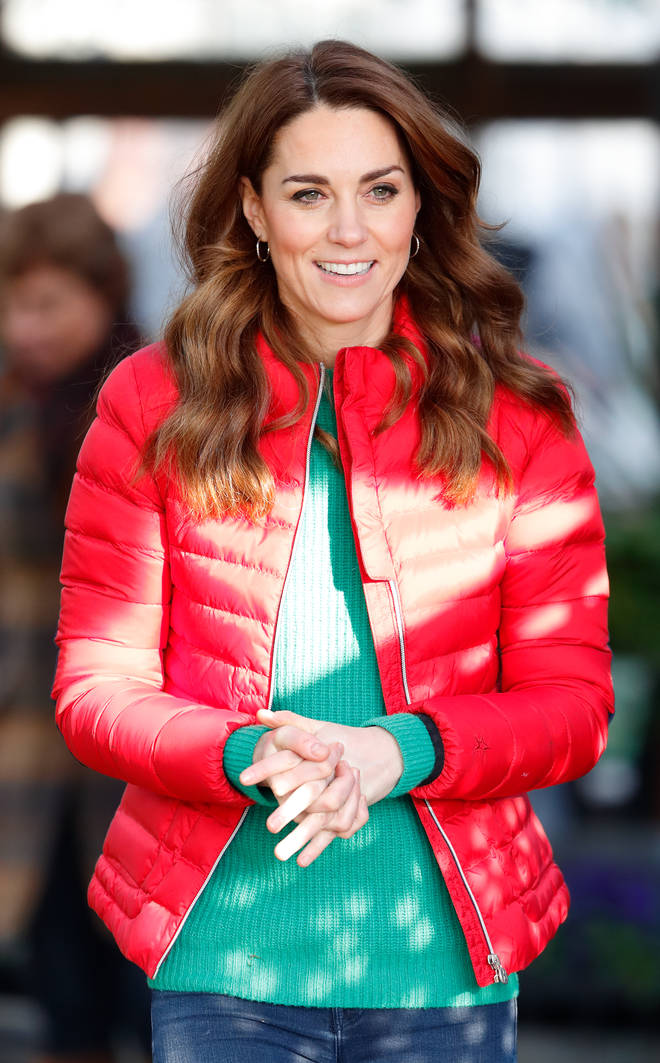 The mum fell in love with Kate's outfits after she got engaged to William