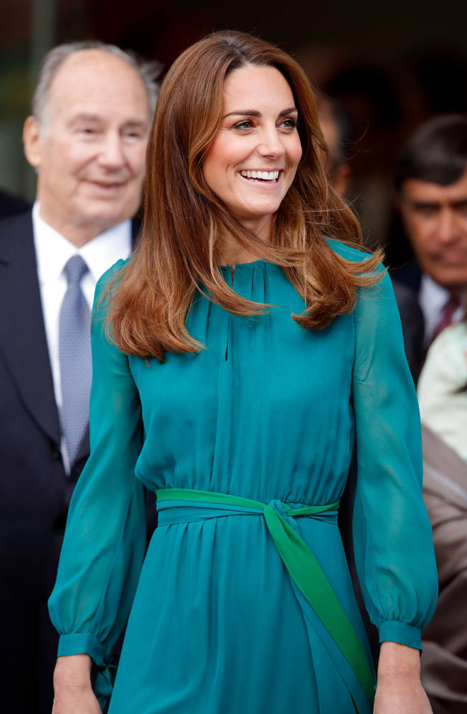 The 'Kate effect' has made the Duchess a style icon