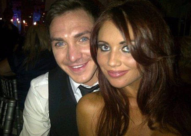 Amy dated Towie co-star Kirk Norcross, who went as far as having a tattoo of her