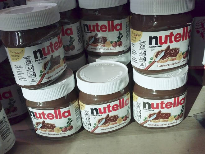 Naming your child Nutella is a bit nutty