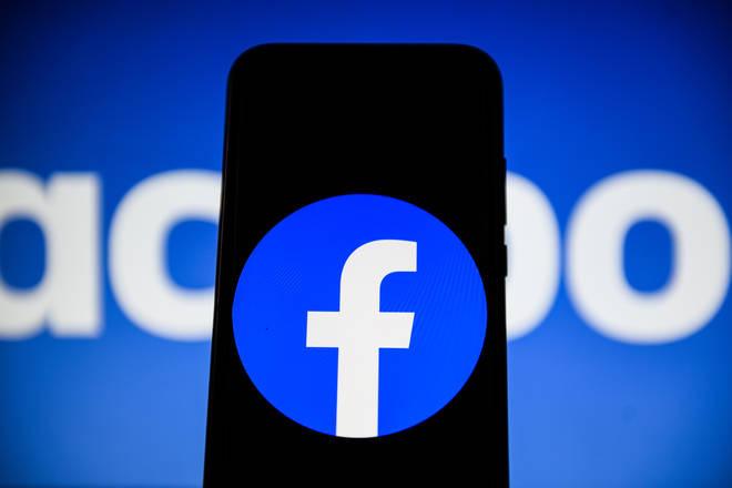 Facebook has been blocked as a name