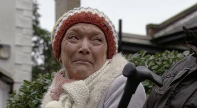 Jean was left devastated by Daniel's death on EastEnders