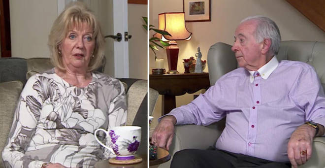 Anne and Ken joined the new series of Gogglebox