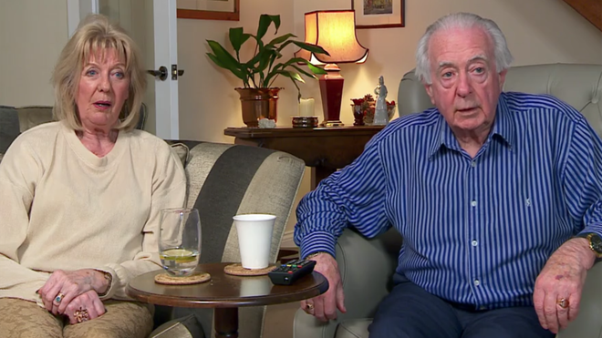 Anne and Ken have joined the Gogglebox family