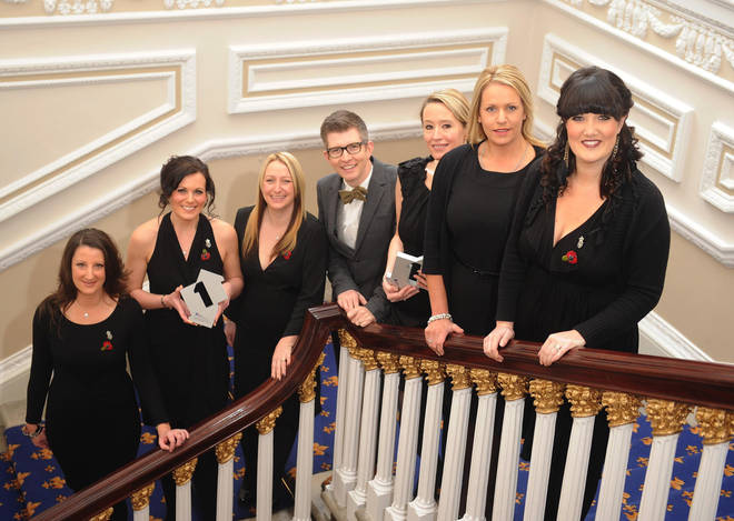 The real Military Wives choir with Gareth Malone (2012)