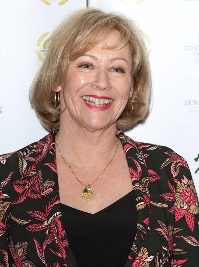 Lindsey Coulson plays Carol, Robbie's mum on EastEnders