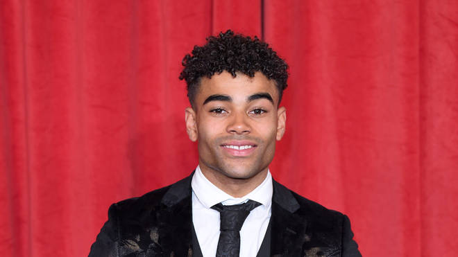 Malique Thompson-Dwyer played Prince McQueen on Hollyoaks