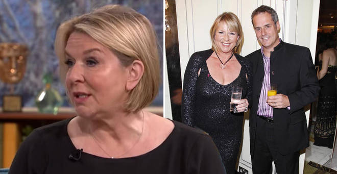 Fern Britton has opened up about her split from Phil Vickery
