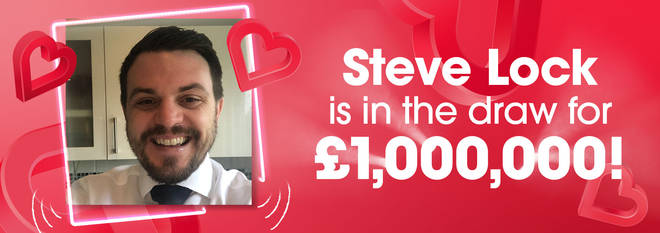 Steve Lock turned down £2,000 to get himself in the draw