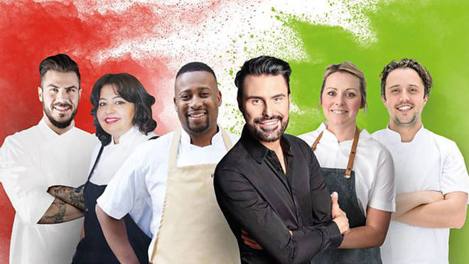 Ready Steady Cook is back on BBC One with Rylan Clark-Neal