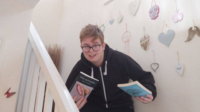 Callum Manning has been supported by a number of top authors