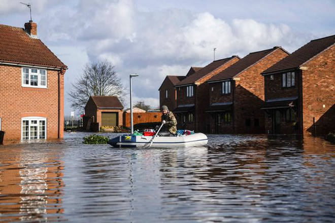The UK's recently been hit by numerous storms