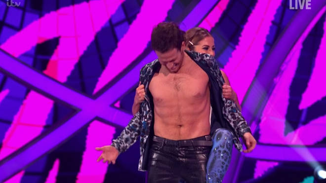 Joe Swash is now through to the finals of Dancing On Ice 2020
