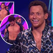 Joe Swash has shirt ripped off on Dancing On Ice as he reveals six-pack