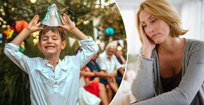 The mum has asked Mumsnet whether she should change her son's Boxing Day birthday (stock images)