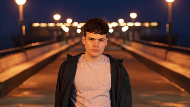 Andrew Earlham's son Luke