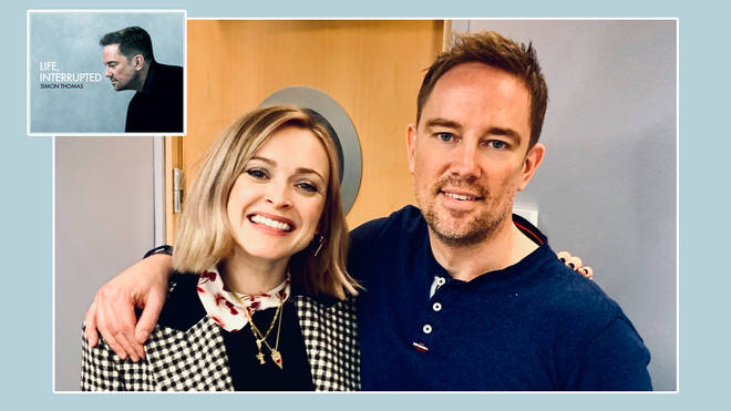 Simon Thomas speaks to Fearne Cotton for the first episode of his new podcast