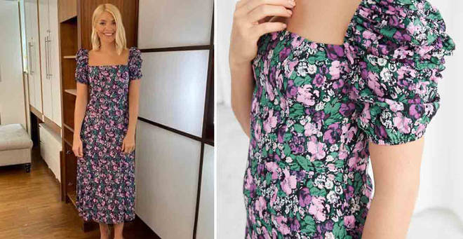 Holly Willoughby's dress is from & Other Stories