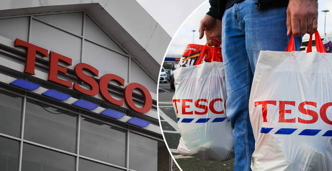 Tesco have released a statement about the incident