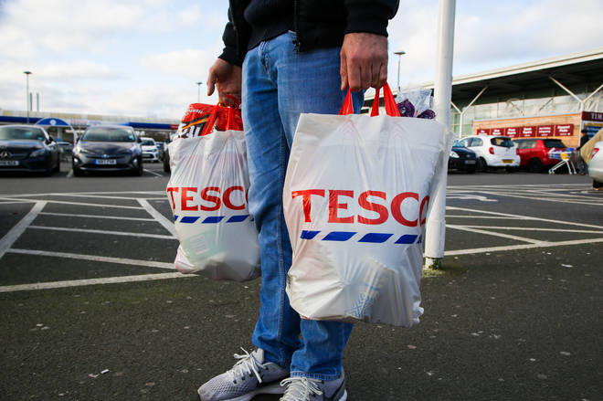 Tesco will be reissuing any points lost