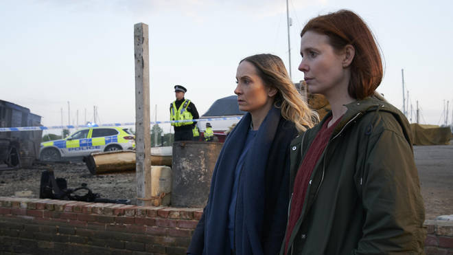 Amy Nuttall plays Winnie Peterson in Liar