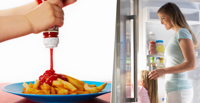 Should tomato ketchup be kept in the fridge?