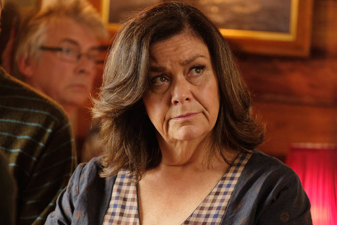 Dawn French plays Maggie Cole