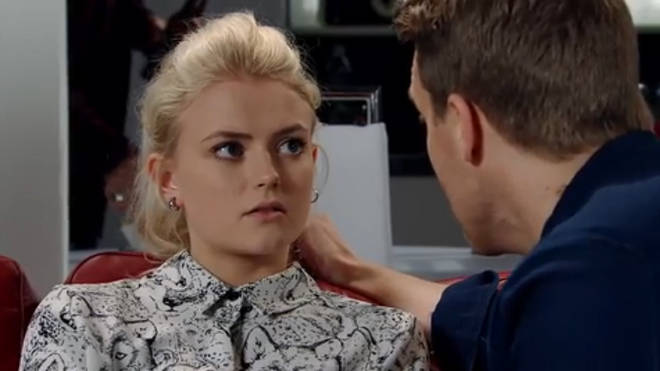 Bethany Platt is leaving Weatherfield for the forseeable