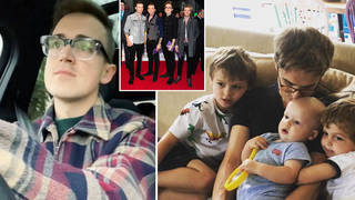 Tom Fletcher has said his eldest son loves listening to McFly