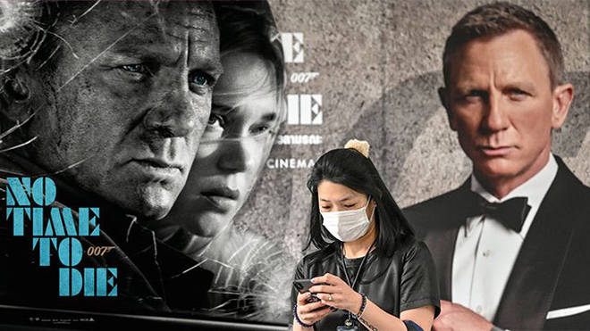James Bond film No Time To Die has been pushed back by seven months
