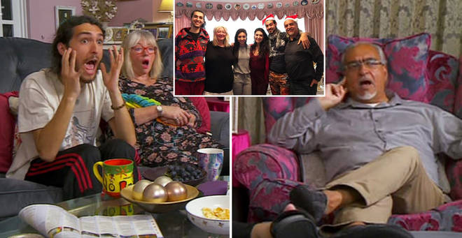 Gogglebox stars The Michaels